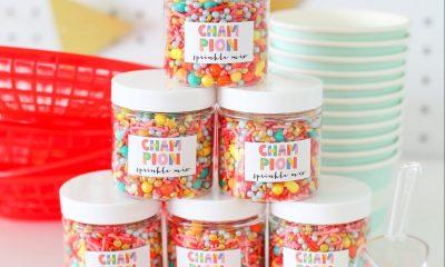 mix cukríkov na párty